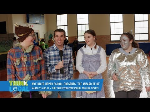 The Wizard Of Oz at Wye Upper School