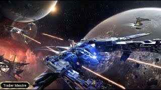 EVE Valkyrie - Warzone Steam Trailer