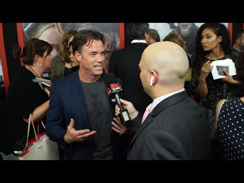 Terry Notary Live from Red Carpet