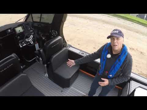 Boat Review - Sealegs 8.5m Alloy Cabin - With John Eichelsheim