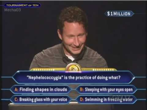 Jeff Birt's Million Dollar Question - Who Wants to be a Millionaire [Old Format]