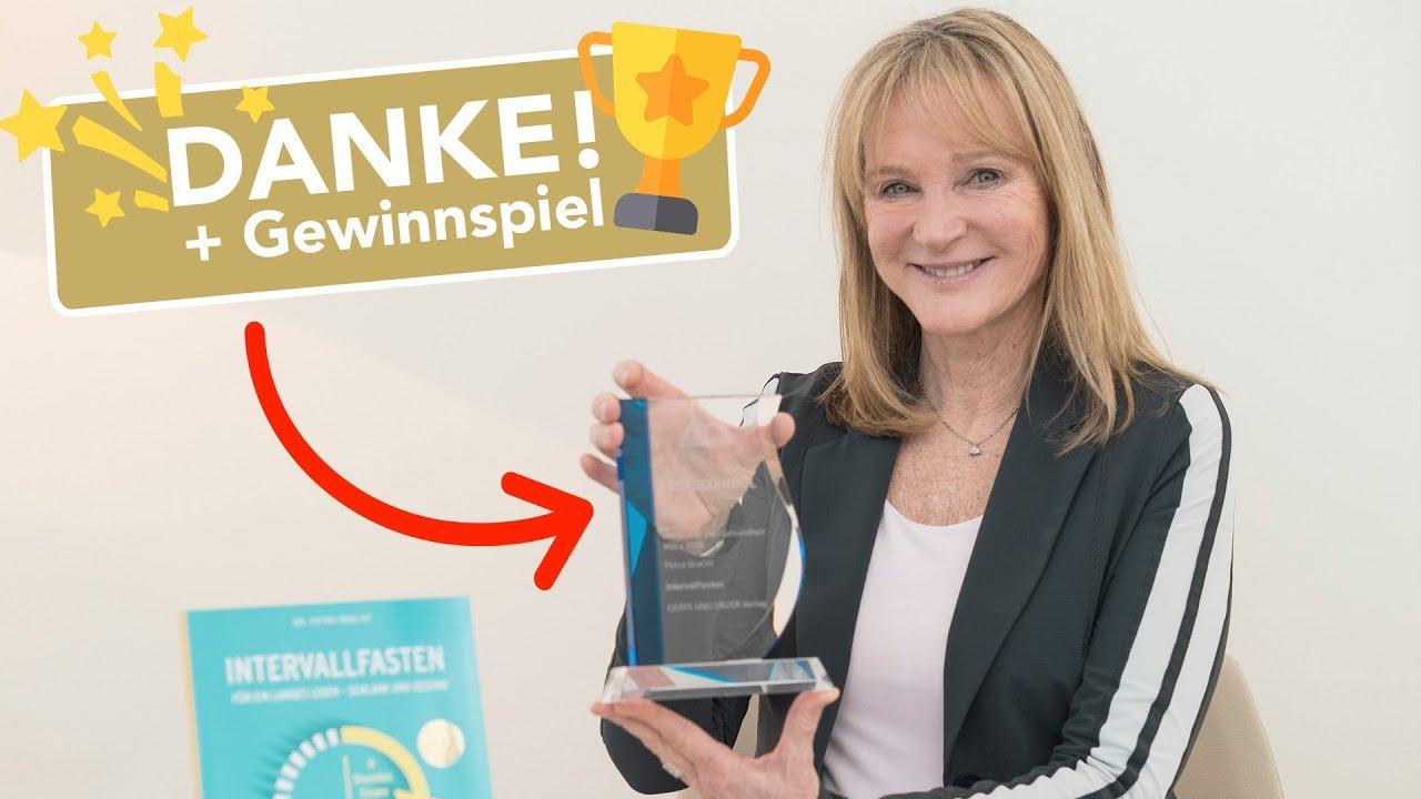 Dafür möchte ich euch danken! (+Gewinnspiel) | Dr. Petra Bracht