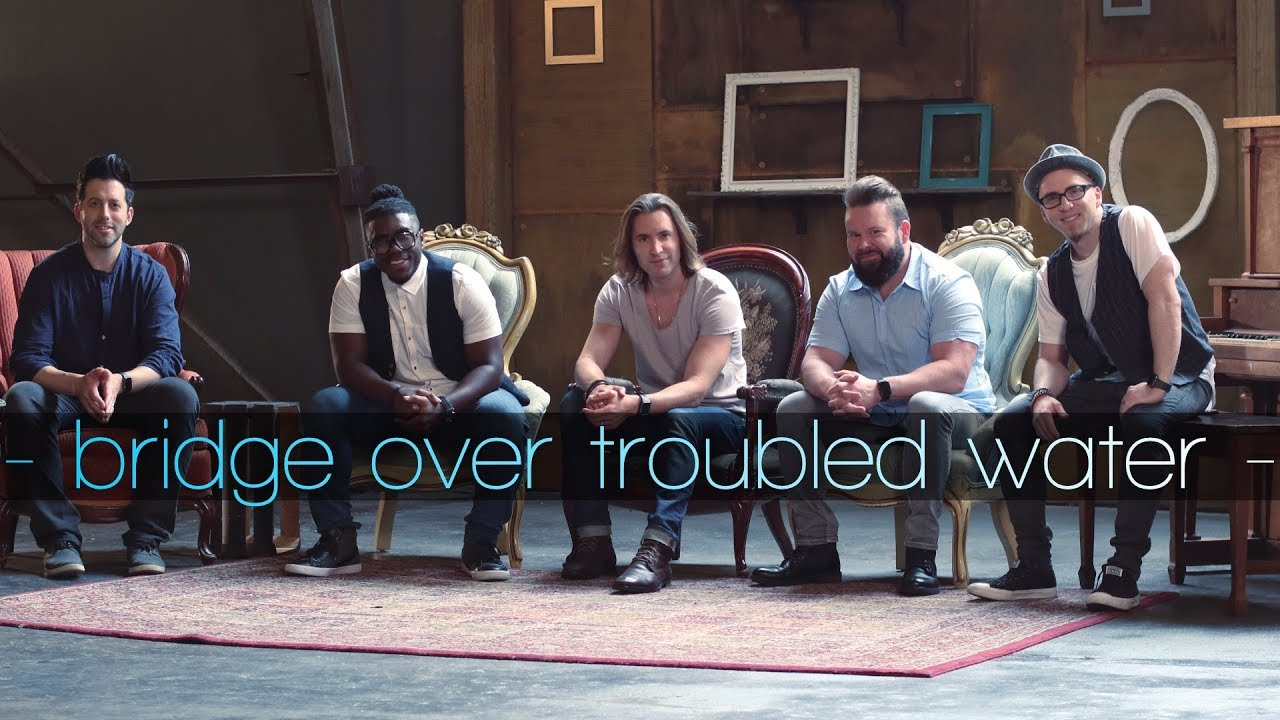 Bridge Over Troubled Water | Simon and Garfunkel | VoicePlay A Cappella Cover