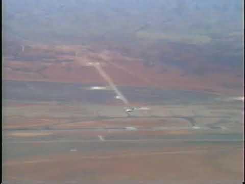 RAAF Learmonth Preflight/Departure, Flight Over NW Australia 1992