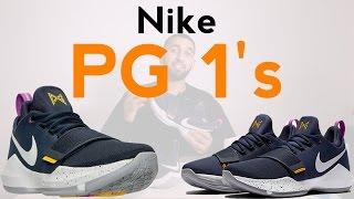 nike pg1 sneaker review