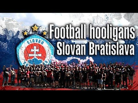 Football hooligans \ Slovakia \ Slovan Bratislava \ Околофутбола
