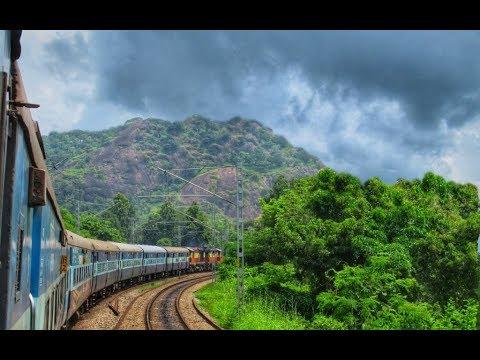 Journey through Hills & Forests | VIZAG STEEL Samata Express | Vishakhapatnam to Raipur