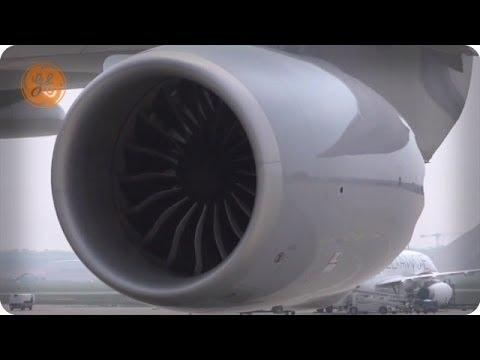 Lufthansa Boeing 747-8 mit GEnx-Triebwerken - GE Germany