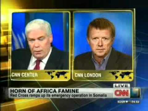 Oxfam Head of Research Duncan Green on the World at One on CNN