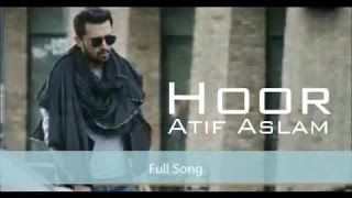 Hoor - karaoke With Lyrics | Hindi Medium | Atif Aslam instrumental