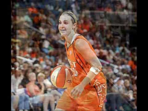 Becky Hammon and Eve-Who