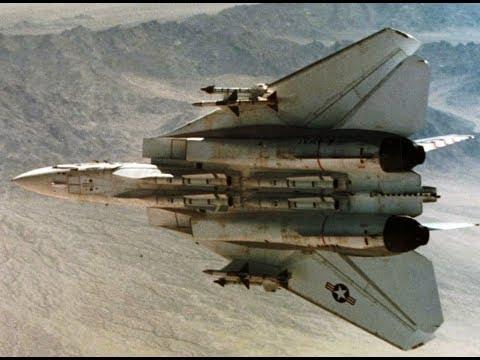 F-14 TOMCAT AIR DEFENSE FIGHTER