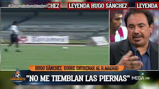 🔥😲 HUGO SÁNCHEZ se OFRECE al REAL MADRID