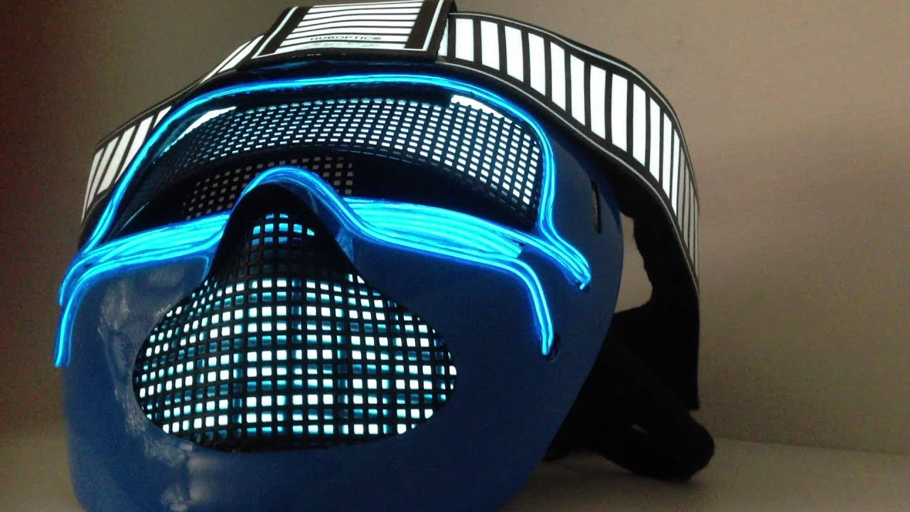 what are rave masks for