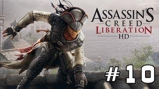 Прохождение Assassin s Creed Liberation HD PC - 10 Вторая часть диска
