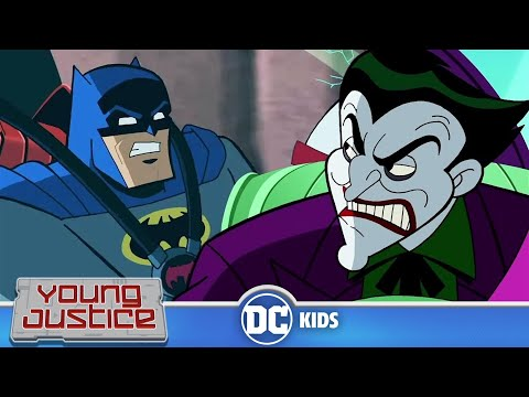 Batman The Brave And The Bold   Destruction Race To Oblivion   DC Kids