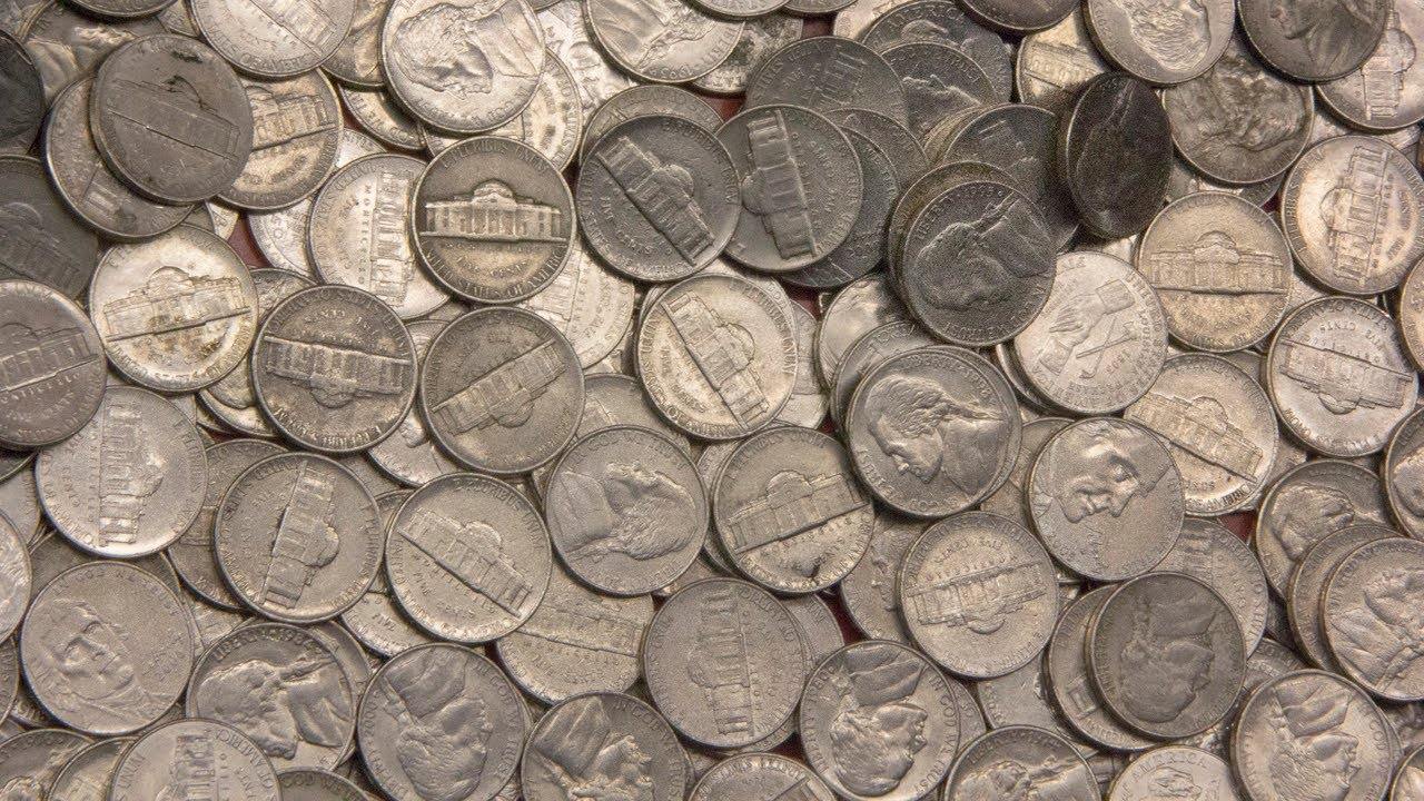 Hoarding Cupro-Nickels and 99.9% Nickel Dimes and Quarters? - YouTube