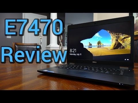 Dell Latitude E7470 In-depth Review