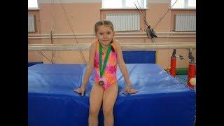 Спортивная гимнастика. Барнаул.3 место.  2 юношеский разряд (облегченный0