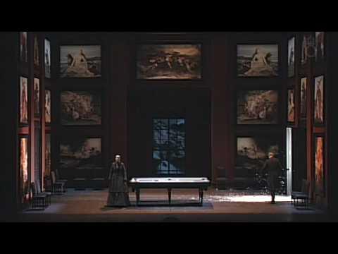 Wagner: Valkyrian (rehersal) - Royal Swedish Opera