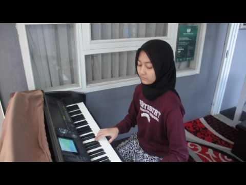 Siapkah Kau Tuk Jatuh Cinta Lagi  HiVi! piano