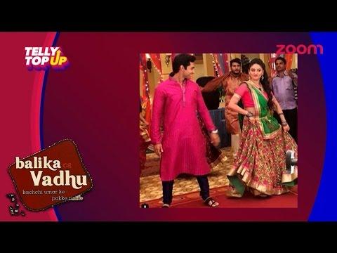 Nimboli's special dance in 'Balika Vadhu' | #TellyTopUp