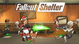 ВСАДНИКИ ЧУМА, ВОЙНА И ГОЛОД. ВЕСЕЛЬЕ ДЛЯ ГУЛЕЙ - Fallout Shelter #48