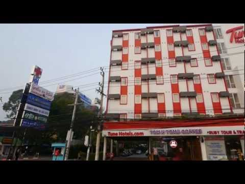Tune Hotel Pattaya – Thailand – Hotel Video Guide