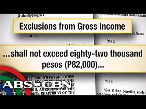 Bandila: Gov't employees to get tax-free mid-year bonus