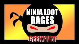 Best WoW Ninja Loot Rages & Reactions - CRAZY!