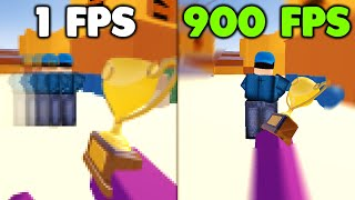 winning with EVERY FPS.. (Roblox Arsenal)