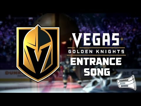 Vegas Golden Knights 2018 Stanley Cup Finals Entrance Song