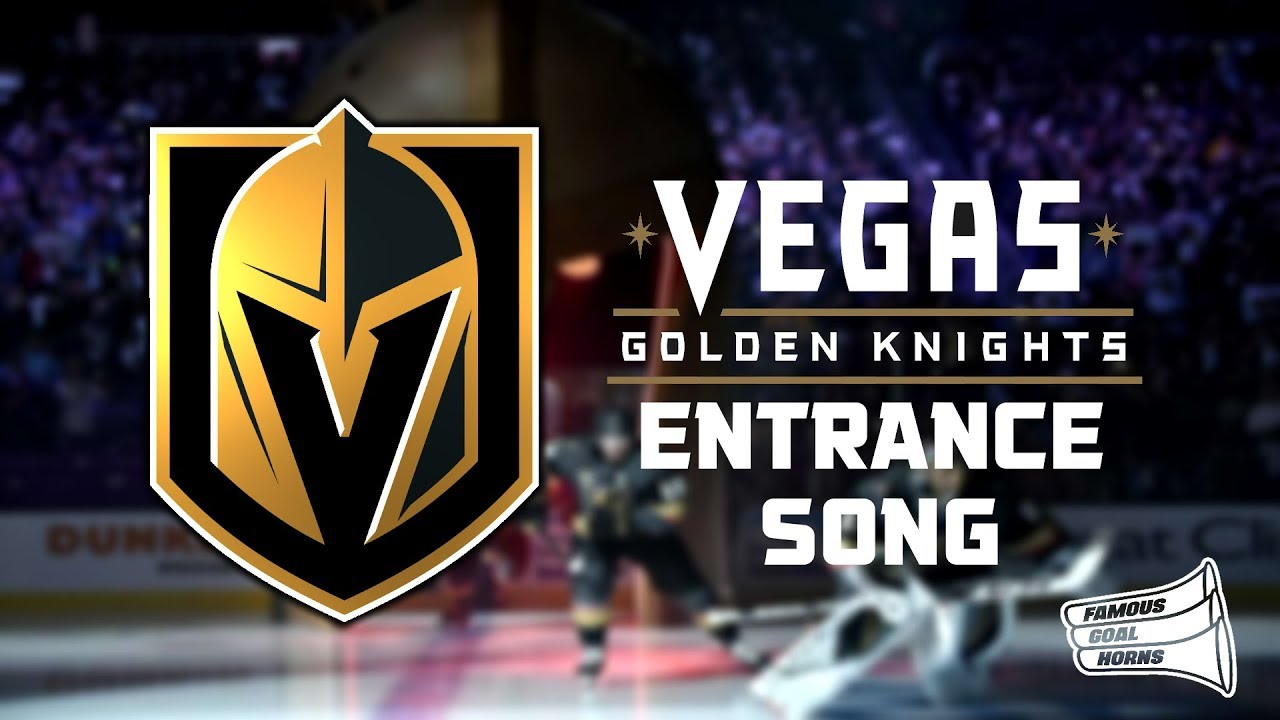 b7ac604bd43 Vegas Golden Knights 2018 Stanley Cup Finals Entrance Song - YouTube