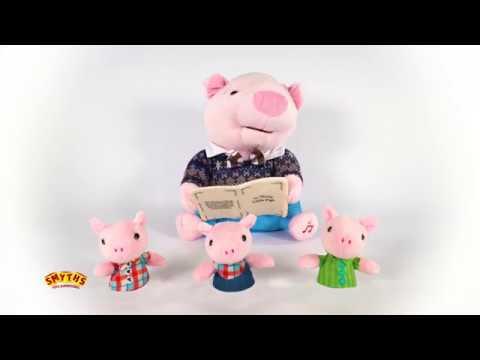 Smyths Toys - Storytelling Pig