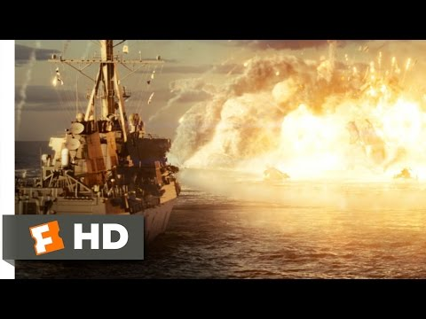 Battleship (8/10) Movie CLIP - Light 'Em Up (2012) HD