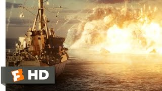 Battleship (8/10) Movie CLIP - Light 'Em Up (2012) HD