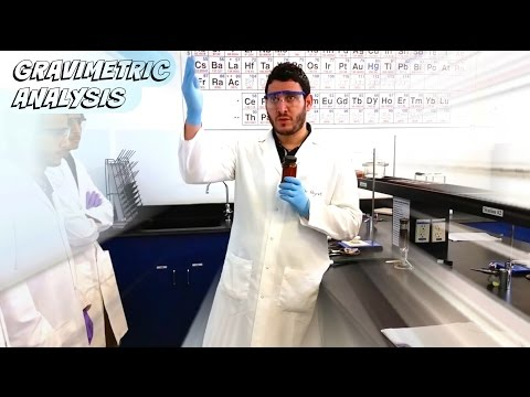 Lab Experiment #4: The Gravimetric Analysis Of Barium Chloride Hydrate