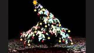 Droopy Little Christmas Tree by Benny Martin