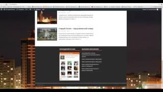 видео Удаление сайдбара в теме Storefront для WooCommerce