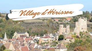Allier Tourisme - Hérisson by ElodyLovesTravels