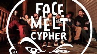 FACE MELT MIXTAPE CYPHER (prod. Irineo) Thumbnail