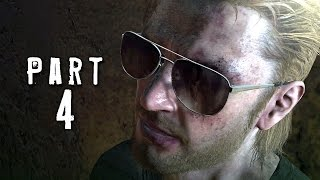 Metal Gear Solid 5 Phantom Pain Walkthrough Gameplay Part 4 - Miller (MGS5)
