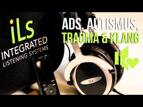 SSP & iLS nach Prof. Stephen Porges   Hilfe bei ADS, Autismus, Trauma, Stress, Schlaf & Lernen