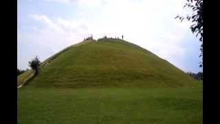 Ancient Barrow in Krakow