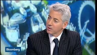 Pershing Square's Bill Ackman Says Benefits of Oil Price Drop Outweigh Costs