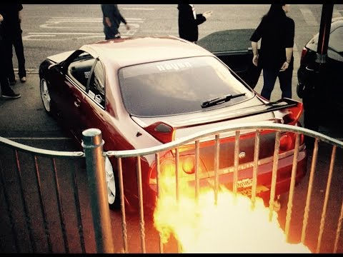 Modified Cars [Smell of Burn] London 2015 – Stavros969