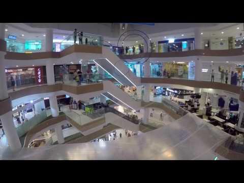 White Sands In-Mall Drone event (pre-flight checks)