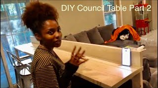 DIY Console Table/ Couch Table…