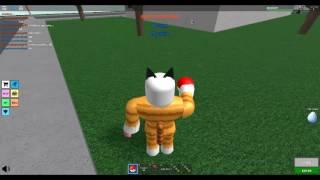 roblox/ pokemon go/ i got a flareon!!!!
