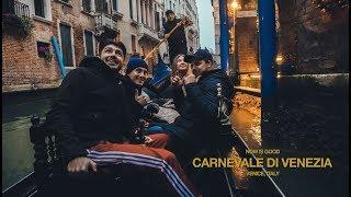 видео Венецианский карнавал